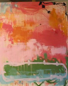 Galleri modern: How to see it .... 120x100 by Gitte Cittrup