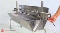 BBQ Pig Roaster Assembly - Commercial Bargains Inc