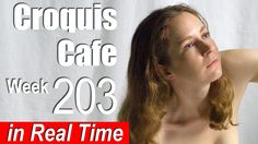 Croquis Cafe: Figure Drawing Resource No. 203