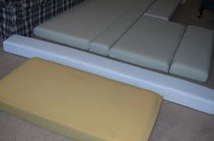 Camper Cushions redo