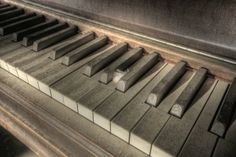 No matter how old a piano, it is still playable. Dust forms on it but it can always be fixed and tuned. Don't neglect a piano
