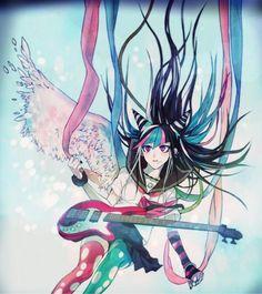 Ibuki Mioda / Danganronpa
