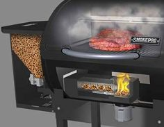 Camp Chef SmokePro DLX Pellet Smoker
