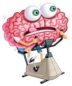 Vivendo a Vida bem Feliz: Atividades físicas que fazem bem ao seu cérebro: