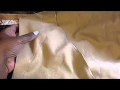 Tilda Doll Part 5~Cutting after you Sew - YouTube