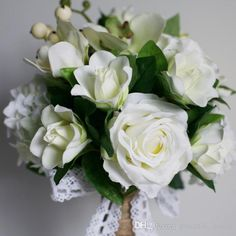 gardenia bouquet - Google Search