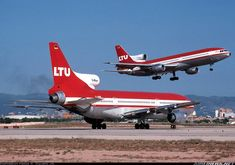 LTU - old German carrier - Lockheed L-1011-385-1 TriStar 1 aircraft picture