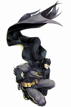 Batman by Nimby