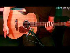 ▶ Chris Woods - Starting Percussive Acoustic Guitar Pt.2 - YouTube