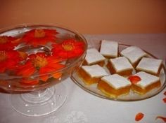 Placinta cu dovleac Punch Bowls, Pudding, Desserts, Custard Pudding, Deserts, Dessert, Postres, Puddings, Avocado Pudding