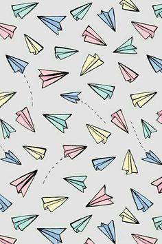 Imagem de wallpaper, background, and airplane