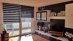 #deko #rollo #schwarzweiß #rustique Unsere Produkte sind vielfältig. Lass Dich inspirieren.