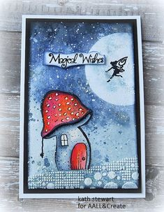 Hi folks, I'm sharing some of the samples I made for the AALL&Create One Day Special Show on Hochanda with the adorable cute and quirky