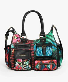 67X50H9_3001 Desigual Bag London Medium Ikara Buy Online