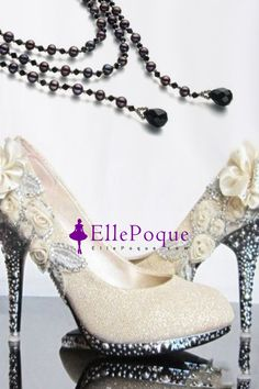 2012 Collection Clother Upper Stiletto Heel With Flower Party Shoes