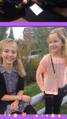 Maya og Ingrid i Oslo