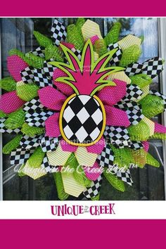 FEEL those summer time vibes with this tropical DIY wreath! Summer home decor has never been sweeter! This gorgeous wreath project was made on a Unique in the Creek large wreath board! GET yours DIY wreath board below and subscribe to our Youtube channel for our live video on how to create any summer wreath decor for your home now: #uniqueinthecreek #summerdecor #summerwreath #DIYwreath Apartments Decorating, Trendy Tree, Wreath Tutorial, Summer Diy, Bridal Shower Decorations, Handmade Home, Diy Wreath, Summer Wreath, How To Make Wreaths