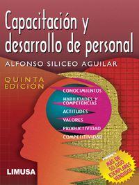 LIBROS LIMUSA: CAPACITACION Y DESARROLLO DE PERSONAL quinta edici...