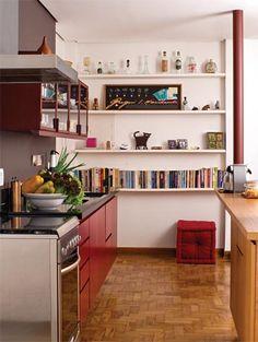 .................Artes da Quejinho: Cozinhas Integradas - Um Sonho