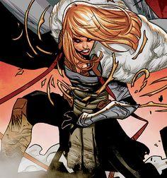 """All Hail The Hunter Queen!"" (Angela: Queen of Hel #3)"