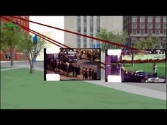 An interactive 3-D Map of Dealey Plaza.  Geography and the Assassination of President Kennedy
