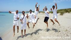 #team #ibiza #sailing #barcobiza #charter #formentera