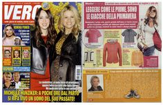Compagnia Italiana On Vero Magazine #compagniaitaliana #newcollection #springsummer2015 #jacket #magazine #fashion #vero