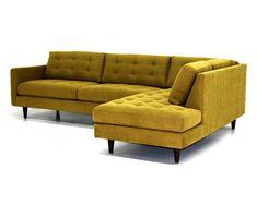 Flores Design Oliver Contemporary Sectional