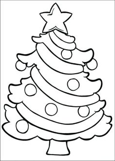 Christmas Coloring Pages for Kids. 20 Christmas Coloring Pages for Kids. Coloring Pages Christmas Coloring for Kids Free Easy Colorful Christmas Tree, Christmas Colors, Simple Christmas, Kids Christmas, Christmas Crafts, Christmas Decorations, Christmas Trees, Christmas Pictures To Color, Google Christmas