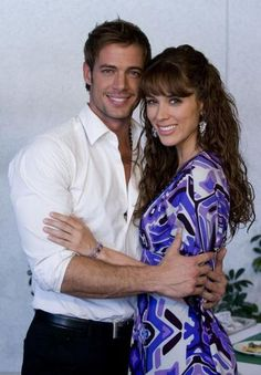 William Levy com Jacqueline Bracamontes