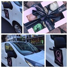 Don't you love seeing our delivery vans filled with cupcake-y goodness out & about?  Thanks so much to our friends at @Sodacommunications for lending us a @Renaultau #traffic to help out with all our deliveries. It was a great addition to our fleet of Ren