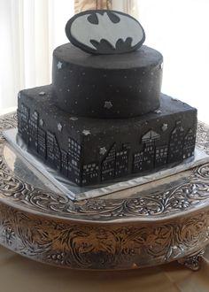 Chocolate cake with chocolate buttercream. TFL