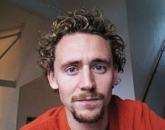 Day 8 - Tangle  I'd love to tangle my hands in those curls.  #youngTom