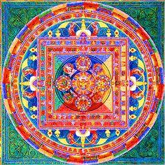 Mandala: Deities of Tibetan and Nepalese Buddhism