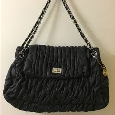 Big Buddha bag. Cute Big Buddha purse! Never used, but minor cracking of the faux leather from sitting in my shelf. Big Buddha Bags Shoulder Bags