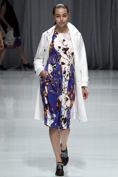 Kamishima Chinami Spring 2013 Ready-to-Wear Collection Photos - Vogue