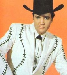 Nice Hat Movie Star Elvis Presley -pin it from carden