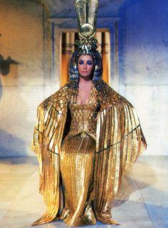 Cleopatra (Elizabeth Taylor) / Cleopatra