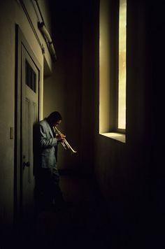 Wynton Marsalis - Joe McNally Photography