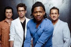 "Grammy-nominated Christian music group the Newsboys are stopping in Billings on March 7 as part of their spring 2013 ""God's Not Dead Tour. Christian Music Artists, Christian Singers, Christian Artist, Good Music, My Music, Music Stuff, Contemporary Christian Music, Pop Rock Bands, Latest Albums"