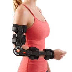 Health - Beauty - Breg T-Scope Post Op Elbow Brace InformationThe Breg T-Scope Post-Op Elbow Brace is ideal for fixed or controlled range . Robot Arm, Wearable Technology, Wearable Device, Technology Design, Body Armor, Medical Conditions, Braces, Arduino, Inventions