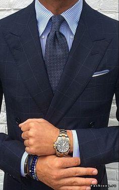 Подборка цветовых сочетаний в мужском костюме элегантного стиля