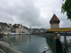 Lucerna, Switzerland