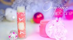 DIY Noël / Cadeau fait-main : Baume à lèvres naturel