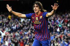 """Puyol recibió el alta médica tras recuperarse de una lesión en la rodilla.  Carles Puyol: """"Intentaré acabar mi carrera en el Barça"""" Carles Puyol (Foto: Getty Images)"""