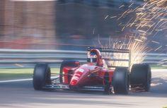 Ferrari - F92AT - Ivan Capelli  1992