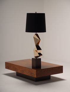 Table Lamp Model No 2 by Niamh Barry