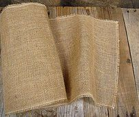 5 Burlap Table Runners 120 Inches