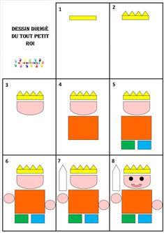 Les rois et les reines – Page 2 – MC en maternelle