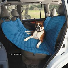 Loft Hammock Seat Cover - Dog Beds, Gates, Crates, Collars, Toys, Dog Clothing & Gifts  -  car seat, travel, protection.   check out the entire site, buddy belt, and a lot more.         lj